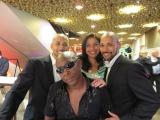 25 Jahre Arabella in der Allianz Lounge mit Brak`lul und John Davis